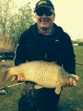 Weeley Spec Lake 21lb Carp (MB) May15.JPG