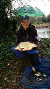 PR Surprise Bream on Maldon Canal Dec15