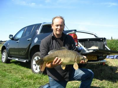 Dock River - 12lb Carp BH Aug13