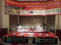 WENSUM AUTUMN ANGLING FESTIVAL 2014