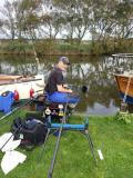 Paul R @ Martham Boat Yard, River Thurne
