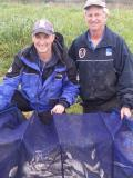 Paul R & Nick Larkin, Tuition on River Thurne