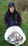 PR 38lb Roach & Rudd @ Lawford Pools Nov15