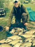 Astons 72lb Bream Haul, Weeley Pred Lake, May15.JPG
