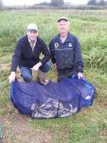 Barry & Nick Larkin, Tuition on River Thurne